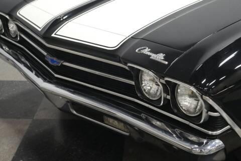 1969 Chevrolet Chevelle for sale at AZ Classic Rides in Scottsdale AZ