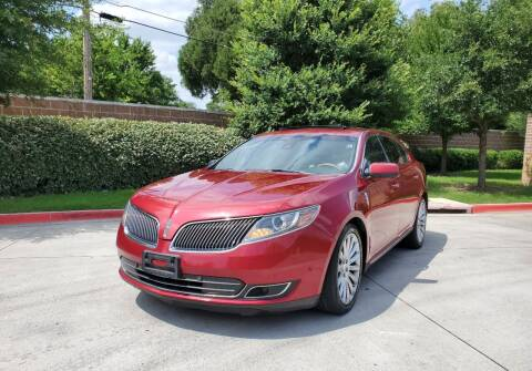 2013 Lincoln MKS for sale at International Auto Sales in Garland TX