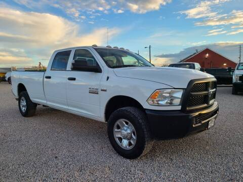 2018 RAM Ram Pickup 2500 for sale at BERKENKOTTER MOTORS in Brighton CO