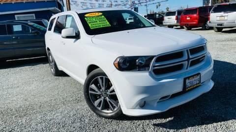 2013 Dodge Durango for sale at LA PLAYITA AUTO SALES INC - Tulare Lot in Tulare CA