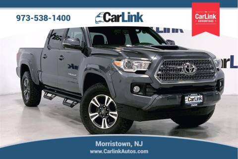 2016 Toyota Tacoma for sale at CarLink in Morristown NJ
