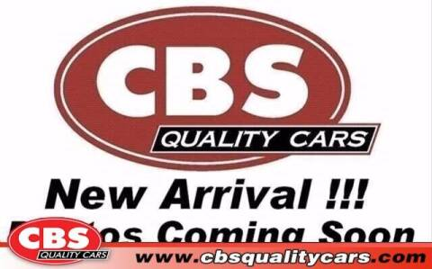 2012 Ford E-Series Cargo for sale at CBS Quality Cars in Durham NC