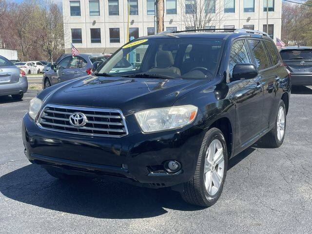 2009 Toyota Highlander for sale at All Star Auto  Cycle in Marlborough MA