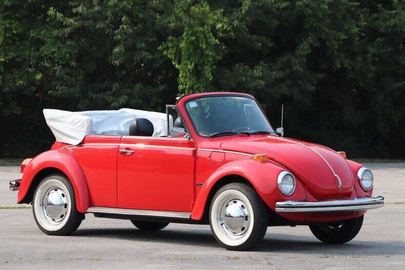 1978 Volkswagen Super Beetle for sale in Alsip, IL
