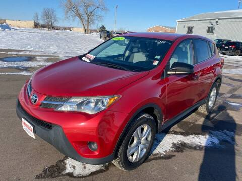 2015 Toyota RAV4 for sale at De Anda Auto Sales in South Sioux City NE