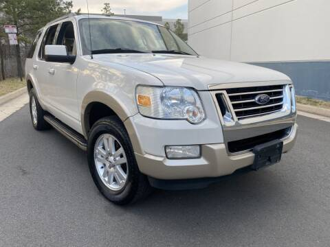 2009 Ford Explorer for sale at PM Auto Group LLC in Chantilly VA