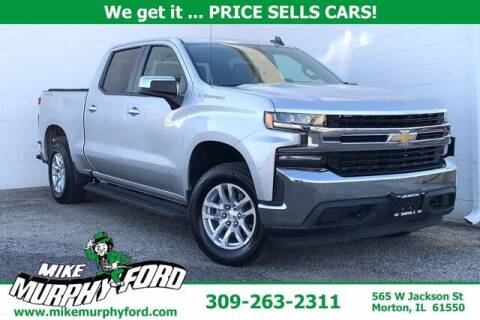 2019 Chevrolet Silverado 1500 for sale at Mike Murphy Ford in Morton IL