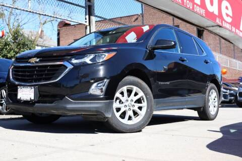 2019 Chevrolet Equinox for sale at HILLSIDE AUTO MALL INC in Jamaica NY