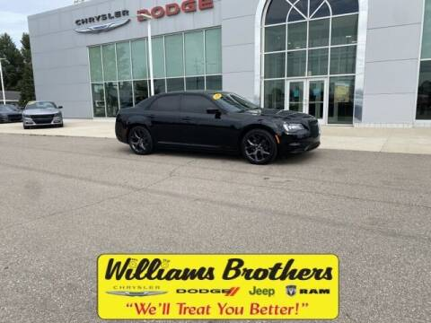 2020 Chrysler 300 for sale at Williams Brothers - Pre-Owned Monroe in Monroe MI
