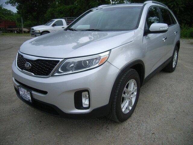 2015 Kia Sorento for sale at HALL OF FAME MOTORS in Rittman OH
