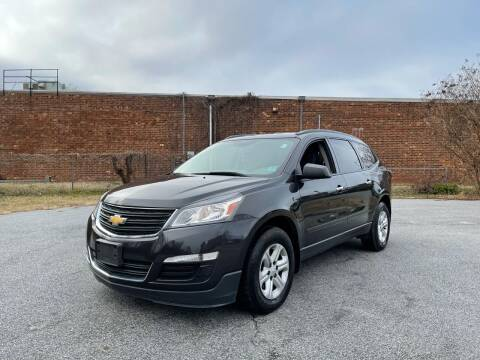 2015 Chevrolet Traverse for sale at RoadLink Auto Sales in Greensboro NC