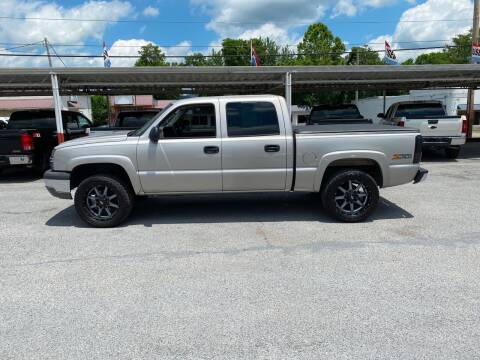 2005 Chevrolet Silverado 1500 for sale at Lewis Used Cars in Elizabethton TN