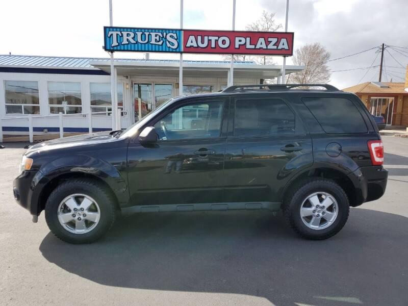 2011 Ford Escape for sale at True's Auto Plaza in Union Gap WA