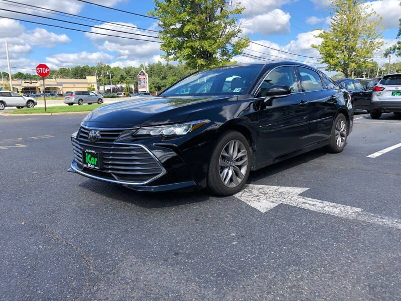 2020 Toyota Avalon for sale at iCar Auto Sales in Howell NJ