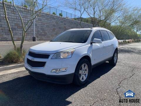 2010 Chevrolet Traverse for sale at AUTO HOUSE TEMPE in Tempe AZ