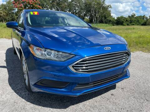2017 Ford Fusion for sale at Auto Export Pro Inc. in Orlando FL