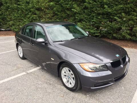 2006 BMW 3 Series for sale at Limitless Garage Inc. in Rockville MD