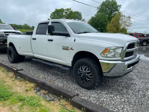 2017 RAM Ram Pickup 3500 for sale at B & M Motors, LLC in Tompkinsville KY
