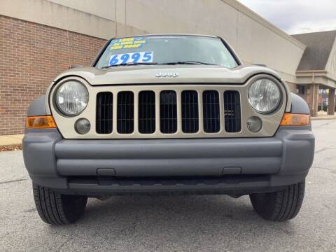 2006 Jeep Liberty for sale at Active Auto Sales Inc in Philadelphia PA