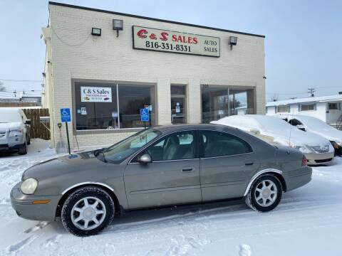 2003 Mercury Sable for sale at C & S SALES in Belton MO