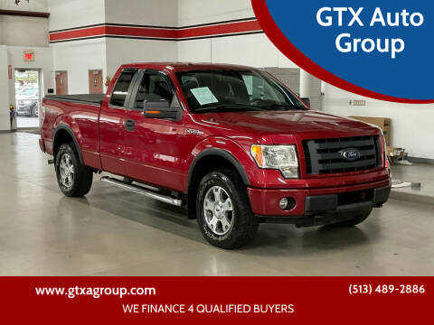 2010 Ford F-150 for sale at UNCARRO in West Chester OH