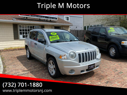 2008 Jeep Compass for sale at Triple M Motors in Point Pleasant NJ