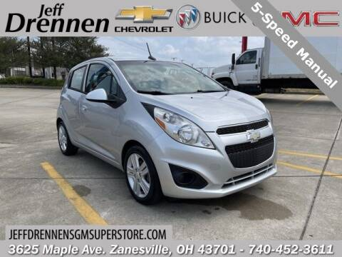 2014 Chevrolet Spark for sale at Jeff Drennen GM Superstore in Zanesville OH