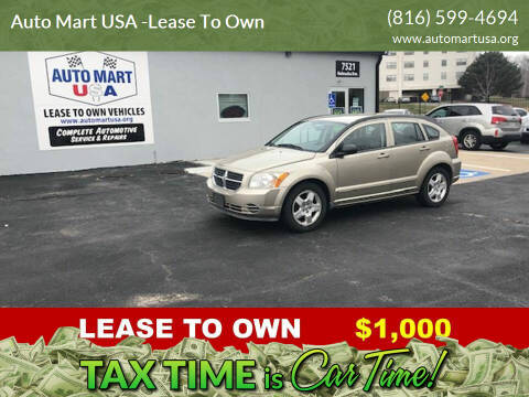 2009 Dodge Caliber for sale at Auto Mart USA -Lease To Own in Kansas City MO