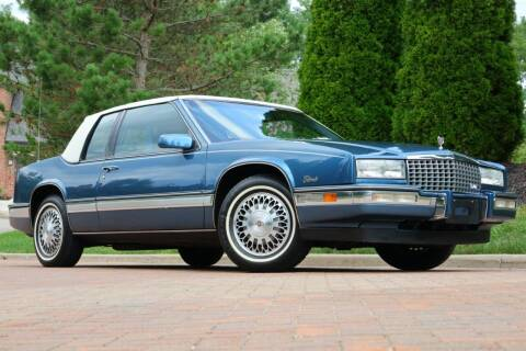 1988 Cadillac Eldorado for sale at NeoClassics - JFM NEOCLASSICS in Willoughby OH