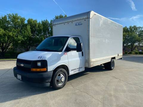 2017 Chevrolet Express Cutaway for sale at Triple A's Motors in Greensboro NC