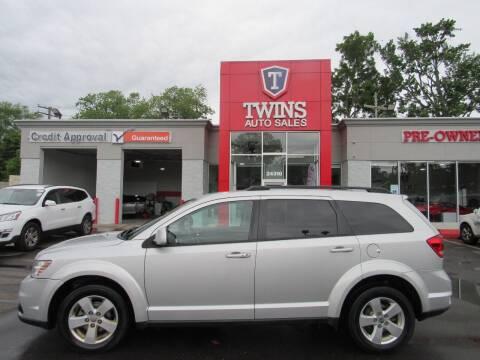 2011 Dodge Journey for sale at Twins Auto Sales Inc in Detroit MI