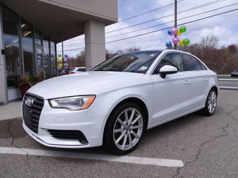 2015 Audi A3 for sale at KING RICHARDS AUTO CENTER in East Providence RI