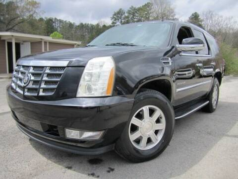 2011 Cadillac Escalade for sale at Atlanta Luxury Motors Inc. in Buford GA