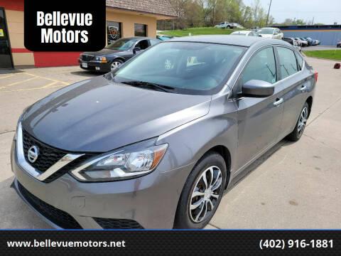 2016 Nissan Sentra for sale at Bellevue Motors in Bellevue NE