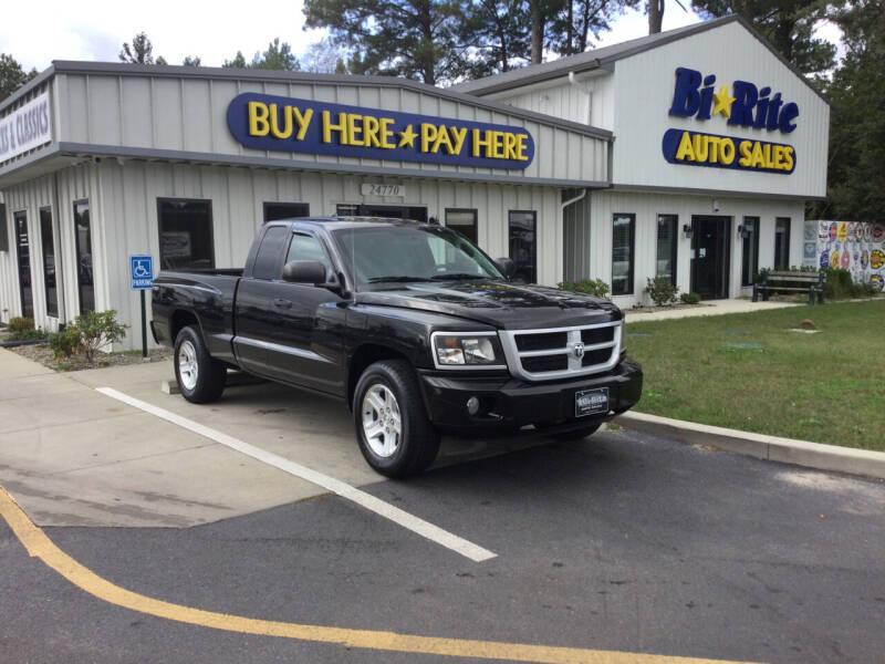 2011 RAM Dakota for sale at Bi Rite Auto Sales in Seaford DE