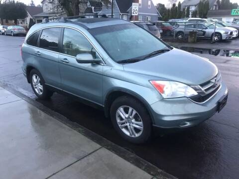 2010 Honda CR-V for sale at Chuck Wise Motors in Portland OR