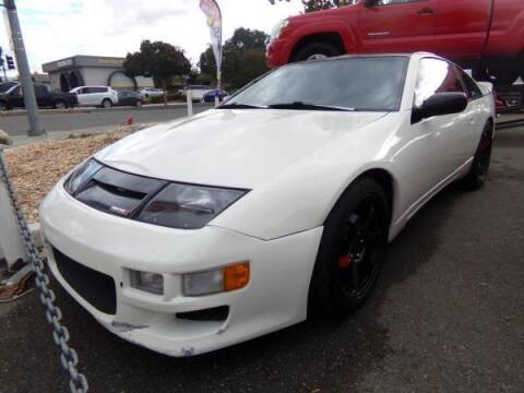 1990 Nissan 300ZX for sale at Phantom Motors in Livermore CA