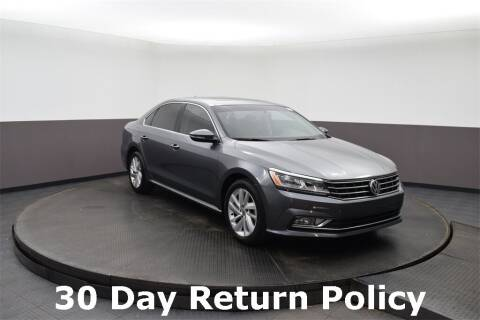 2018 Volkswagen Passat for sale at M & I Imports in Highland Park IL