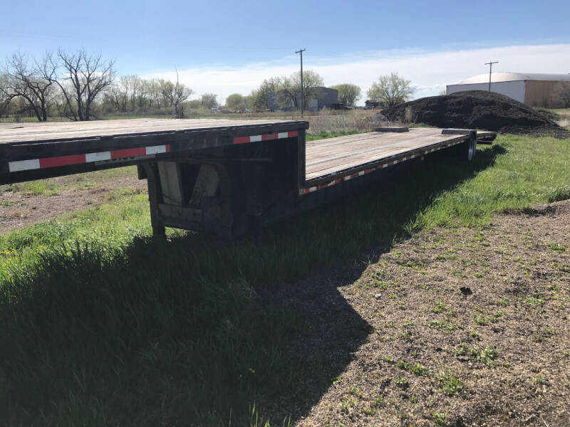 1997 Great Dane Drop Deck for sale at American Garage in Chinook MT