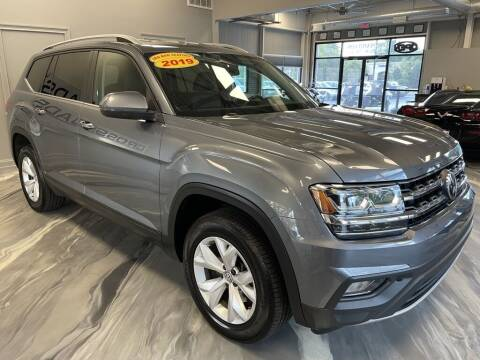 2019 Volkswagen Atlas for sale at Crossroads Car & Truck in Milford OH