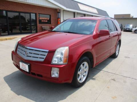 2008 Cadillac SRX for sale at Eden's Auto Sales in Valley Center KS