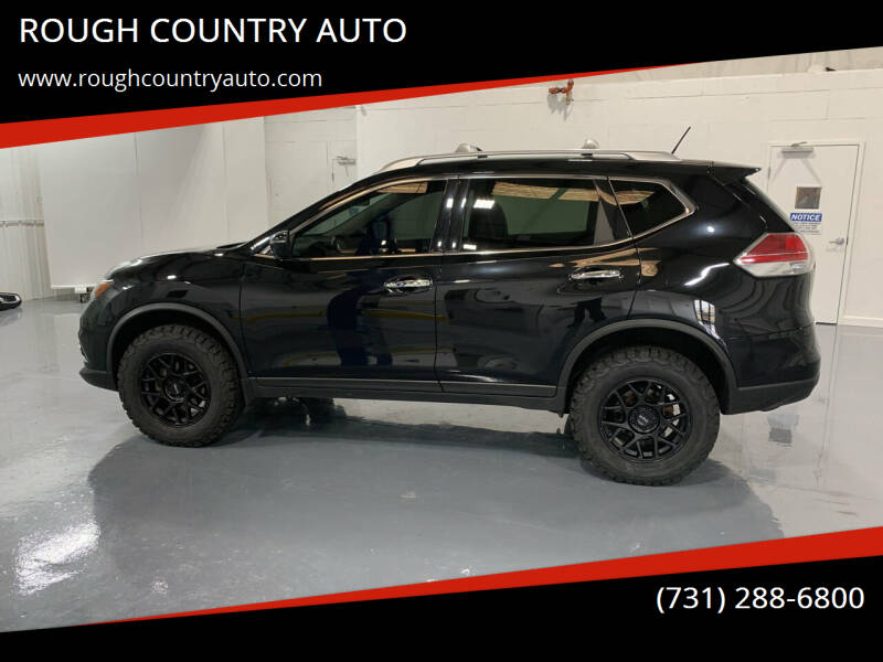 2016 Nissan Rogue for sale at ROUGH COUNTRY AUTO in Dyersburg TN