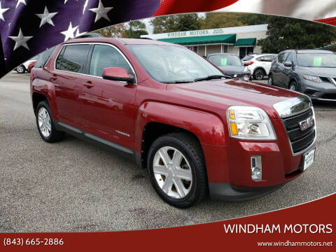 2010 GMC Terrain for sale at Windham Motors in Florence SC