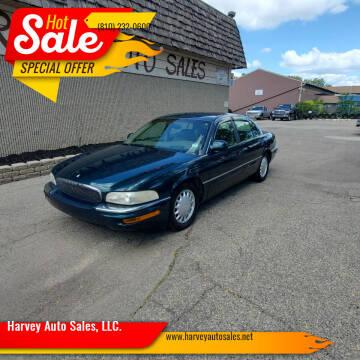 1999 Buick Park Avenue for sale at Harvey Auto Sales, LLC. in Flint MI