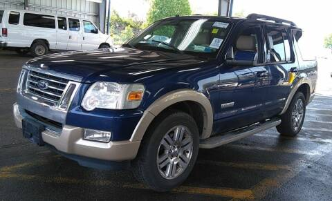 2008 Ford Explorer for sale at Angelo's Auto Sales in Lowellville OH