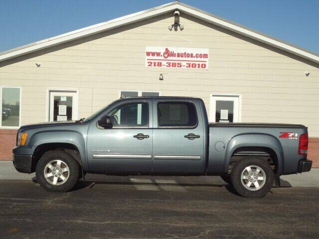 2011 GMC Sierra 1500 for sale at GIBB'S 10 SALES LLC in New York Mills MN