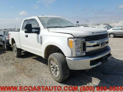 2017 Ford F-250 Super Duty for sale at East Coast Auto Source Inc. in Bedford VA