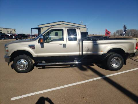 2008 Ford F-350 Super Duty for sale at South Plains Autoplex by RANDY BUCHANAN in Lubbock TX