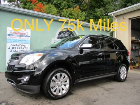 2010 Chevrolet Equinox for sale at Precision Automotive Group in Youngstown OH