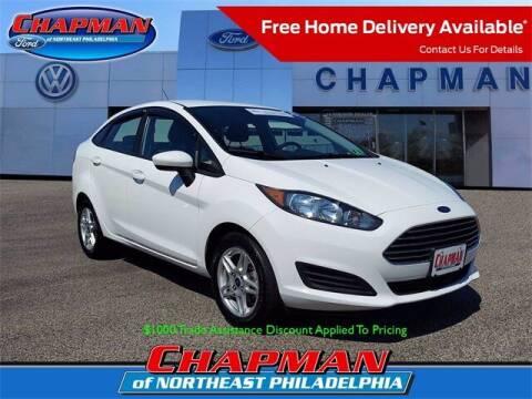 2017 Ford Fiesta for sale at CHAPMAN FORD NORTHEAST PHILADELPHIA in Philadelphia PA